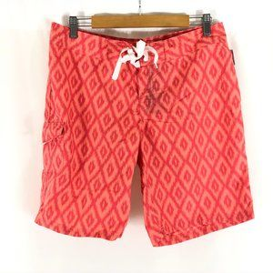 Kanu Surf Womens Board Shorts Geometric Lightweigh